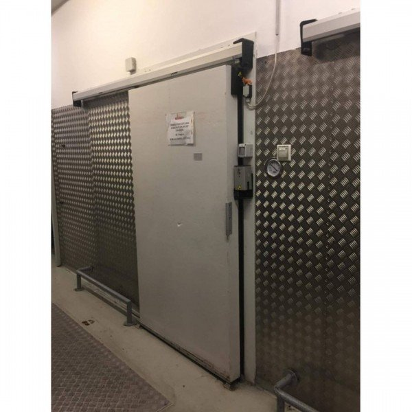 Freezer compartment from 150 panels 39m3 Walk-in freezer / chiller